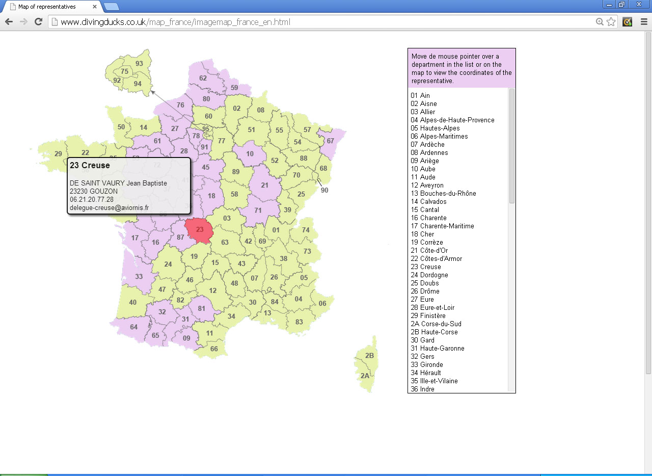 Interactive Map Of France.Recent Project Interactive Map Of France Divingducks